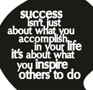 inspire others to a healthy lifestyle with fitness