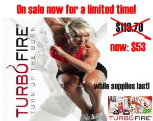 turbofire sale