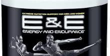 energy and endurance formula