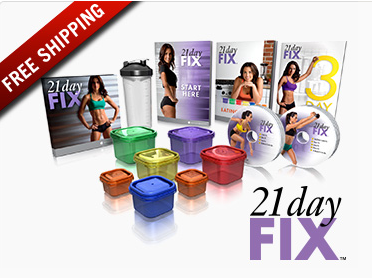 21-day fix weight loss program